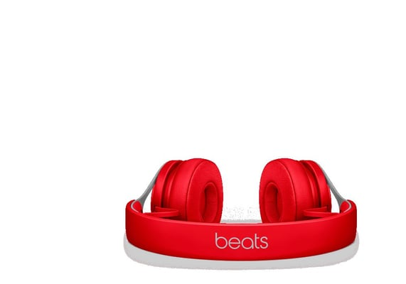 Beats By Dr. Dre Beats EP - Rouge Casque On-Ear