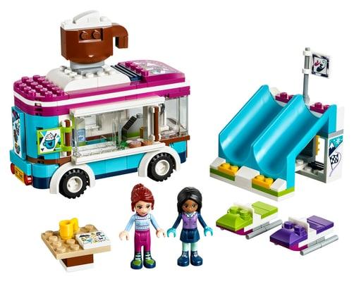 LEGO Friends La camionnette à chocolat de la station 41319