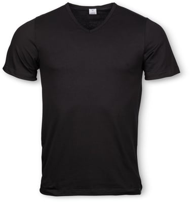MEN'S SHIRT BASIC schwarz