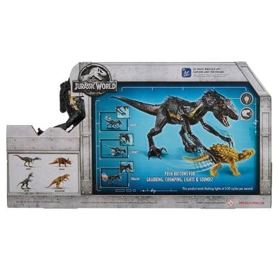 Jurassic World Ultimate Villain Dino L&S