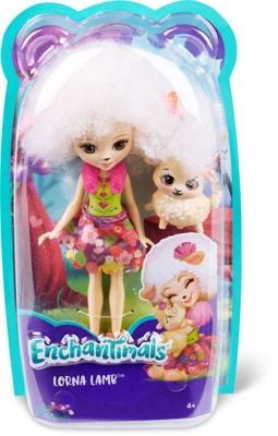 Enchantimals DVH87 Poupée et Animal