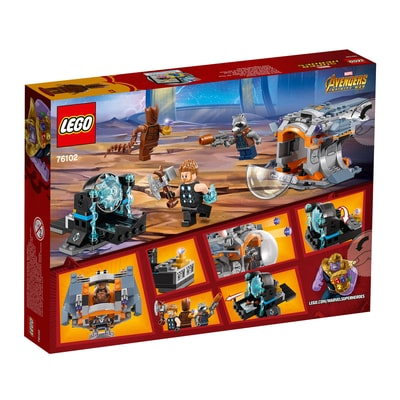 Lego Marvel Super Heroes 76102