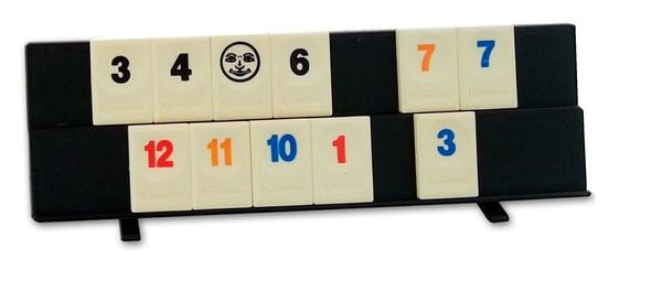 Carlit Rummikub Pocket Gesellschaftsspiel