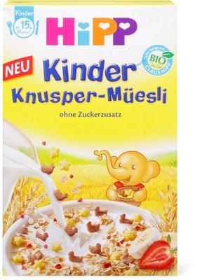 HiPP Kinder Knusper-Müesli