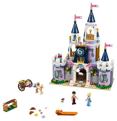 Lego Disney 41154 Palais De Cendrillon