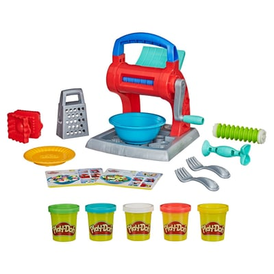 Play-Doh Pasta Party Modelieren