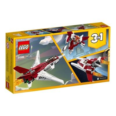 LEGO Creator 31086 L'avion futurist