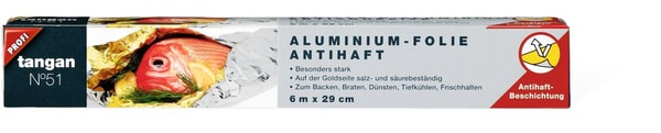 Tangan N°51 Foglio d'alluminio