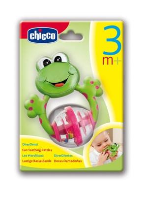 Chicco Lustige Rasselbande Frosch