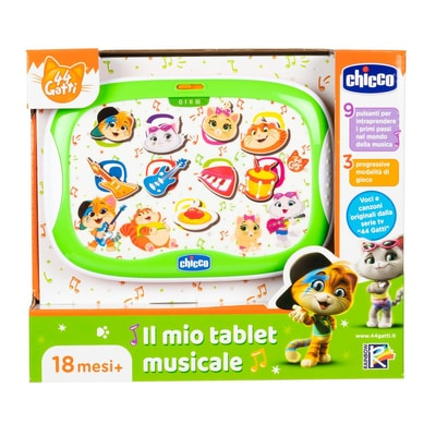 Chicco Mio Tablet Musicale (IT) Lernspiel
