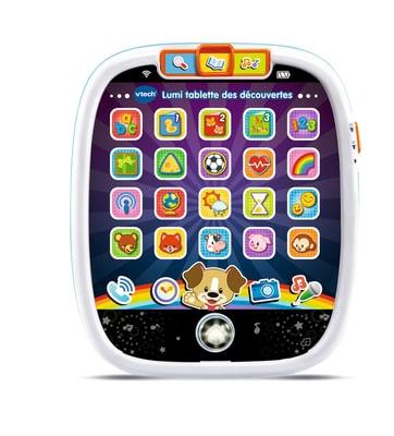 VTech Vt Lumi Tablette Des Descouvertes (F) Multimedia