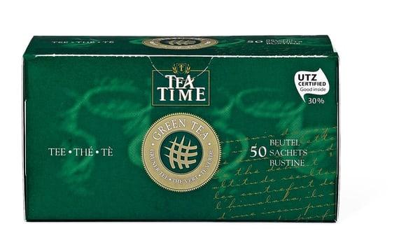 Tea Time Thé vert