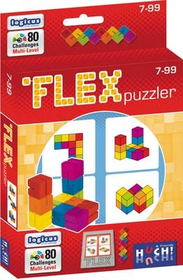 Flex Puzzler Gesellschaftsspiel