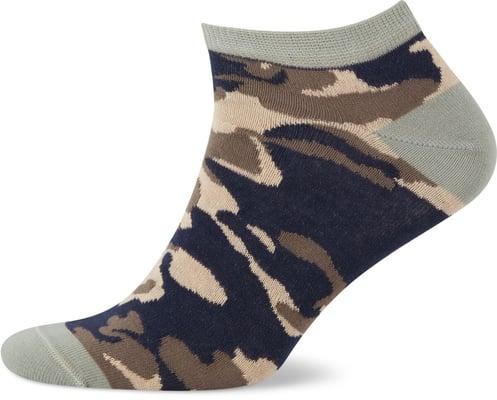 John Adams Herren Sneakers Camouflage 2er Pack