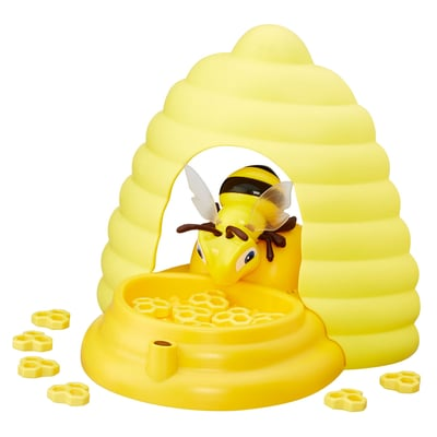 Honigklau im Bienenbau (D)