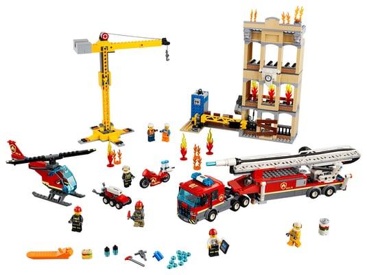 LEGO CITY 60216 Les Pompiers