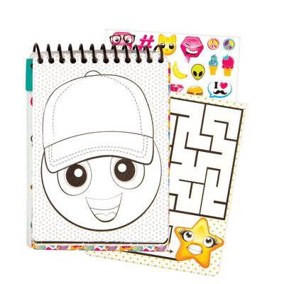 Emoji Doodle Buch
