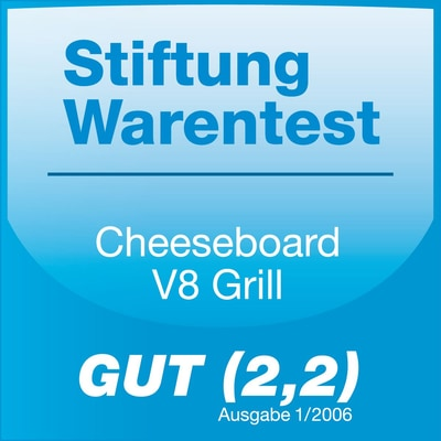 Cheeseboard V8 Grill Raclette-/Grillgerät