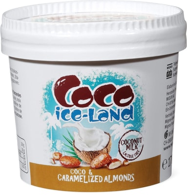 Coco Ice-Land Coco & passion fruit