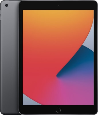 Apple iPad 8th WiFi 128GB 10.2 space gray Tablet
