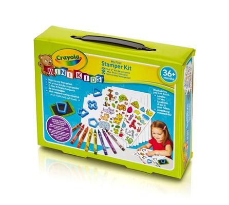 Crayola Mini Kids i miel 1. stampini