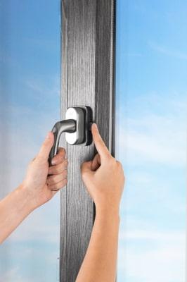 Reer Protection p. fenettre/balcon anthracit