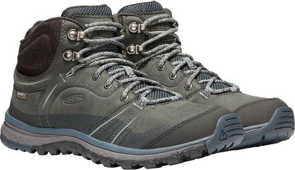 Keen Terradora Leather Mid WP Damen-Wanderschuh