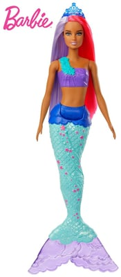 Barbie GJK09 Dreamtopia Sirene