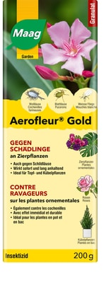 Maag Aerofleur Gold Granulato, 200 g