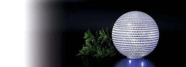 Cucina & Tavola Lampe de table décorative 20cm