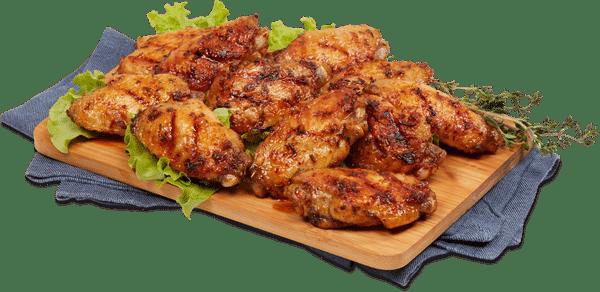 Ailerons et sticks de poulet Optigal
