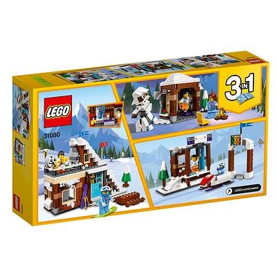 Lego Creator 31080 Vacanza Invernale