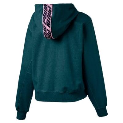 Puma Feel it Cover Up Sweat-shirt à capuche pour femme