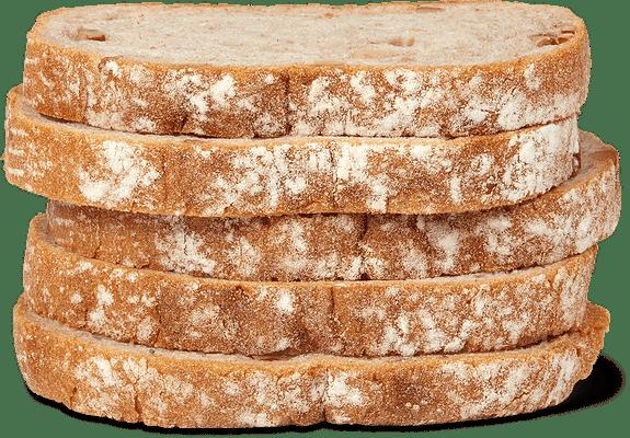 Tutti i tipi di pane alle noci