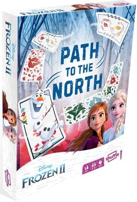 Disney Frozen 2 Path to the North Gesellschaftsspiel