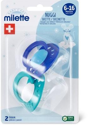 Milette Nuggi 6-16Mt.
