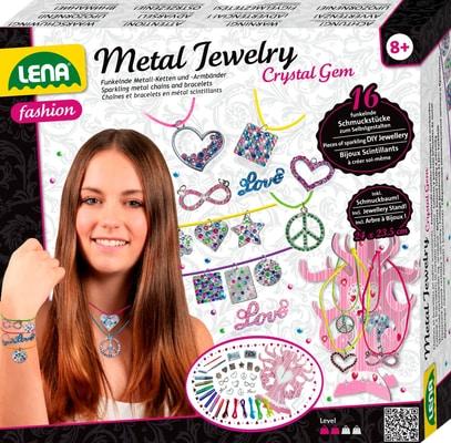 LENA® Lena Kreativ-Metal & Strassstein Schmuck