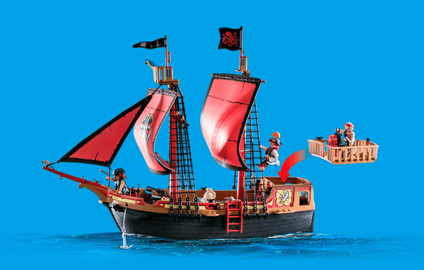 PLAYMOBIL® 70411 Bateau Pirates