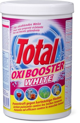 Total Oxi Booster White