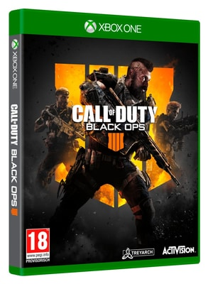 Xbox One - Call of Duty: Black Ops 4 Box