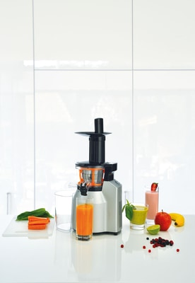 Solis Multi Slow Juicer Test : Solis Multi Slow Juicer Typ 861 Extracteur de jus Migros