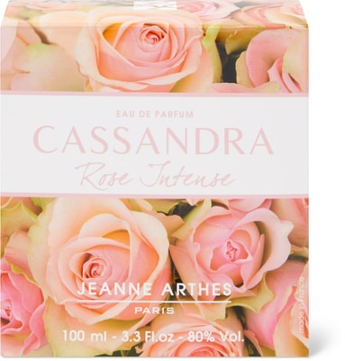 Cassandra Rose Intense EdP