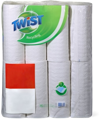 Twist Haushaltpapier Recycling