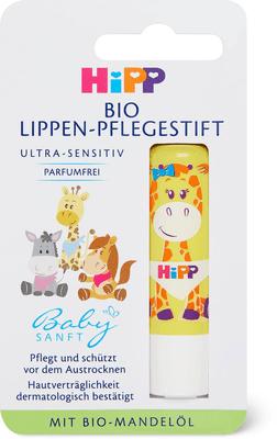 HiPP Babysanft baume à lèvres