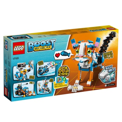 Lego BOOST Toolbox creativa 17101