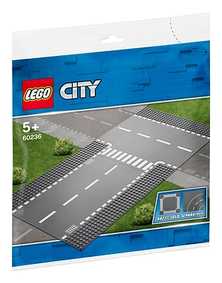 LEGO® City 60236 Droite et inters