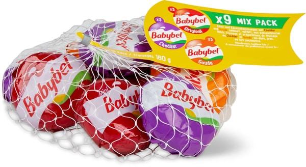 Mini Babybel Mix 9 Käse