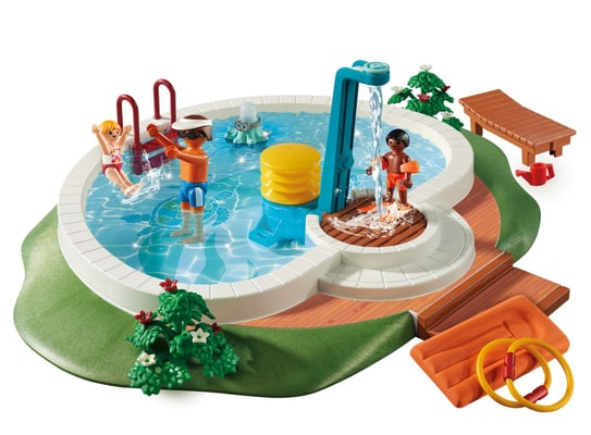Playmobil Swimmingpool