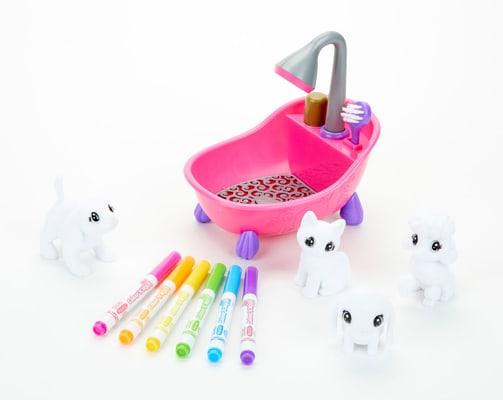 Crayola Washimals Tub Set Malen