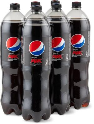 Tout l'assortiment Pepsi, Orangina, 7up, Oasis, Mountain Dew et Gatorade